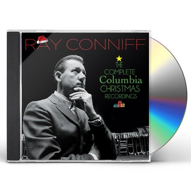 Ray Conniff COMPLETE COLUMBIA CHRISTMAS RECORDINGS CD