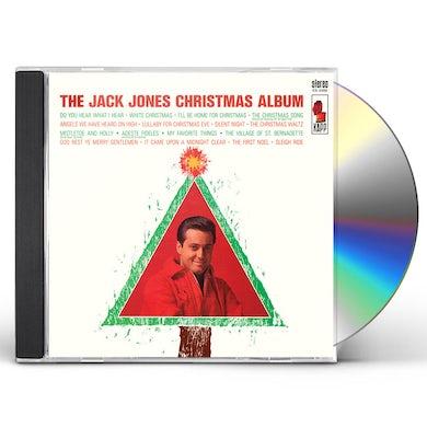 Jack Jones CHRISTMAS ALBUM CD