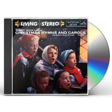 Robert Shaw CHRISTMAS HYMNS & CAROLS 1 CD