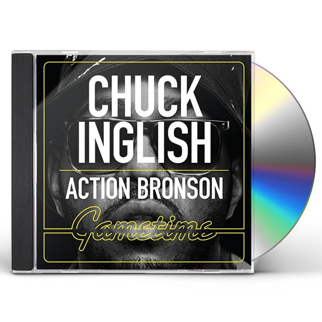 Chuck Inglish CONVERTIBLES (FEATURING ACTION BRONSON) CD