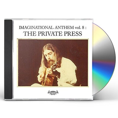 IMAGINATIONAL ANTHEM 8: THE PRIVATE PRESS / VAR CD