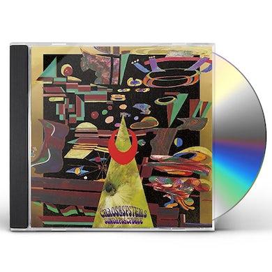SUNDAYS & CYBELE CHAOS & SYSTEMS CD