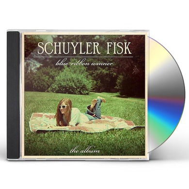 Schuyler Fisk BLUE RIBBON WINNER CD