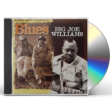 Big Joe Williams BLUES CAFE PRESENTS CD