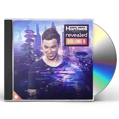 Hardwell REVEALED 9 CD