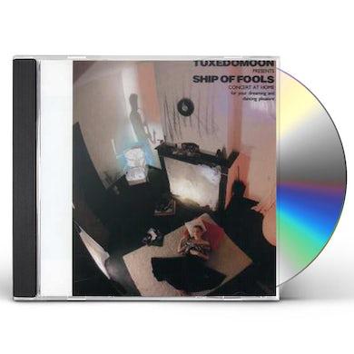 Tuxedomoon SHIP OF FOOLS CD