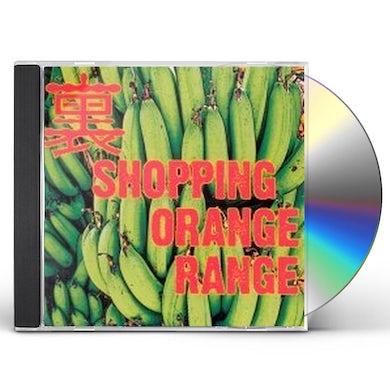 Orange Range URA SHOPPING: B-SIDE BEST CD
