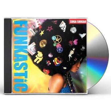 Suga Shikao FUNKASTIC CD