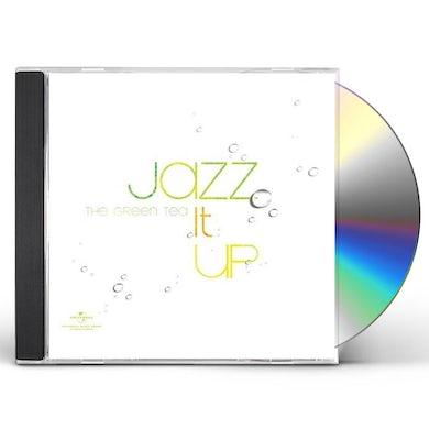 Green Tea JAZZ IT UP CD