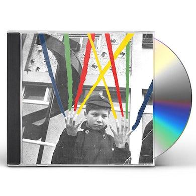 SUPERHEROES GHOSTVILLAINS + STUFF CD