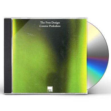Free Design COSMIC PEEKABOO CD