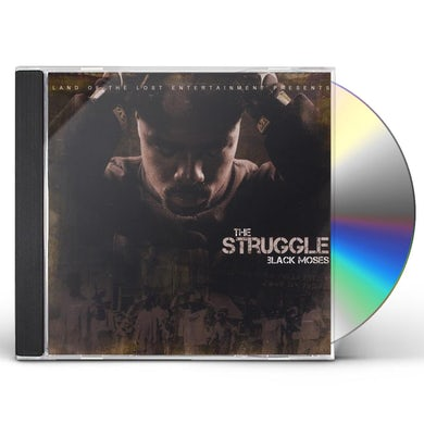 Black Moses STRUGGLE CD