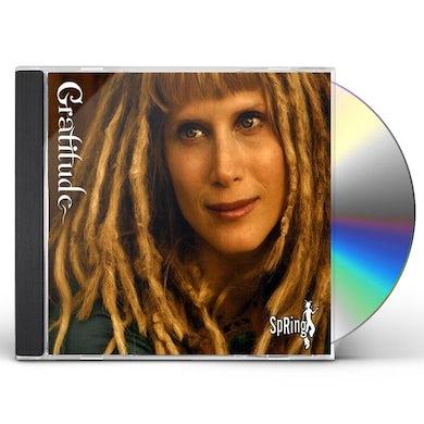 spring GRATITUDE CD