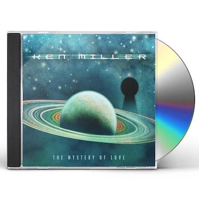 Ken Miller MYSTERY OF LOVE CD