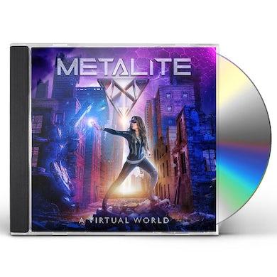 Metalite Virtual World CD