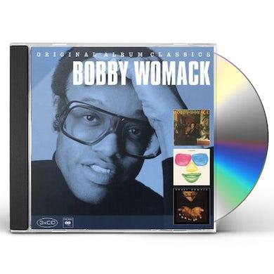 Bobby Womack ORIGINAL ALBUM CLASSICS CD