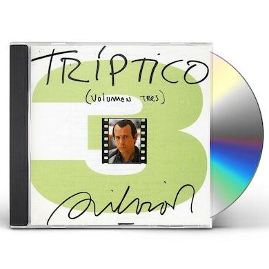 Silvio Rodriguez TRIPTICO 3 CD