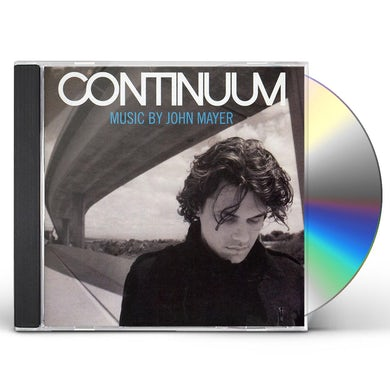 John Mayer CONTINUUM CD