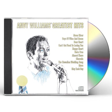 Andy Williams GREATEST HITS CD