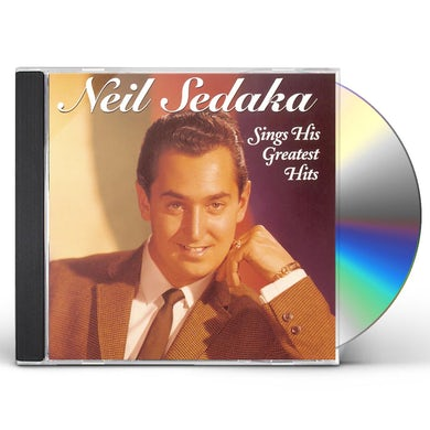 Neil Sedaka SINGS HIS GREATEST HITS CD