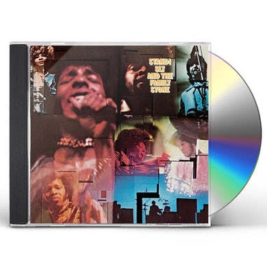 Sly & The Family Stone STAND CD