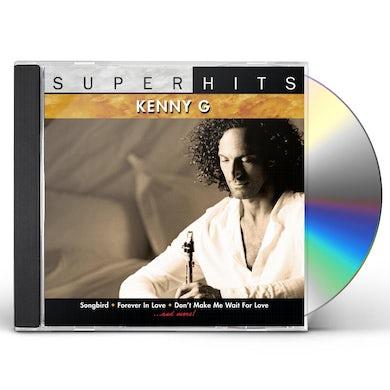 Kenny G SUPER HITS CD