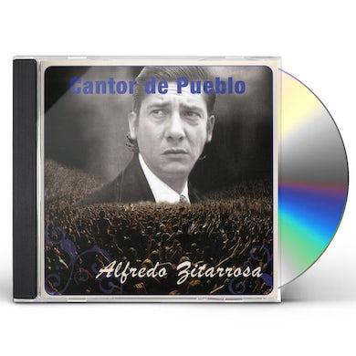 Alfredo Zitarrosa CANTOR DEL PUEBLO CD