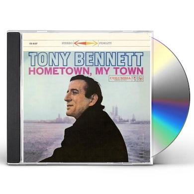 Tony Bennett HOMETOWN MY TOWN CD