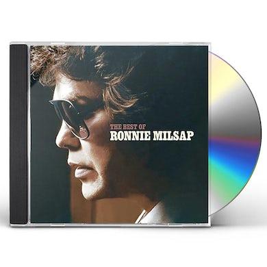 BEST OF RONNIE MILSAP CD