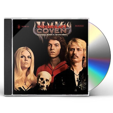 Coven WITCHCRAFT CD
