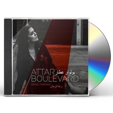 ATTAR BOULEVARD CD