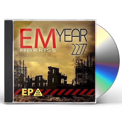 Em Harriss YEAR 2277 CD