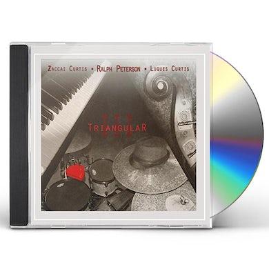 Ralph Peterson TRIANGULAR III CD