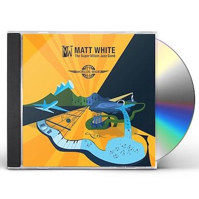 SUPER VILLAIN JAZZ BAND: WORLDS WIDE CD
