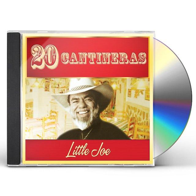 little joe 20 CANTINERAS CD