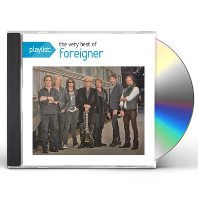 Playlist: The Very Best of Foreigner CD