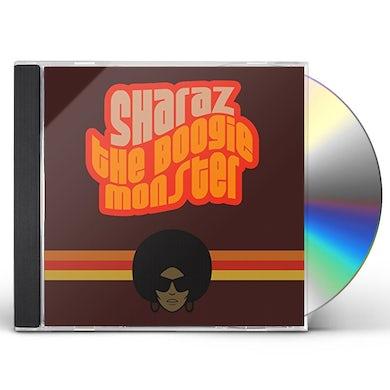 Sharaz BOOGIE MONSTER CD