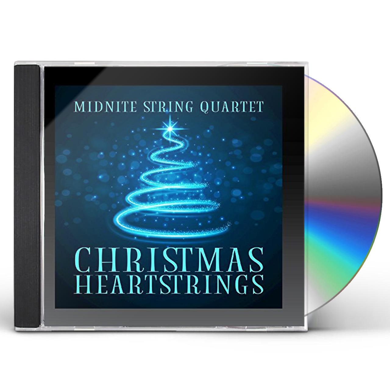 Midnite String Quartet CHRISTMAS HEARTSTRINGS CD
