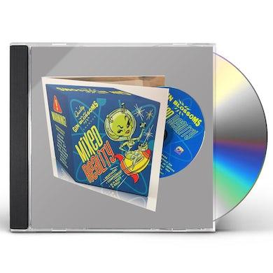 Gin Blossoms MIXED REALITY CD