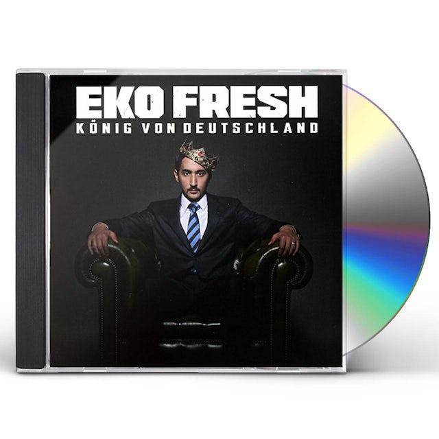 Eko Fresh KOENIG VON DEUTSCHLAND CD