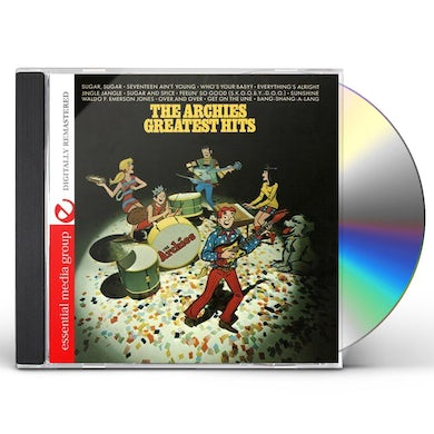 Archies GREATEST HITS CD