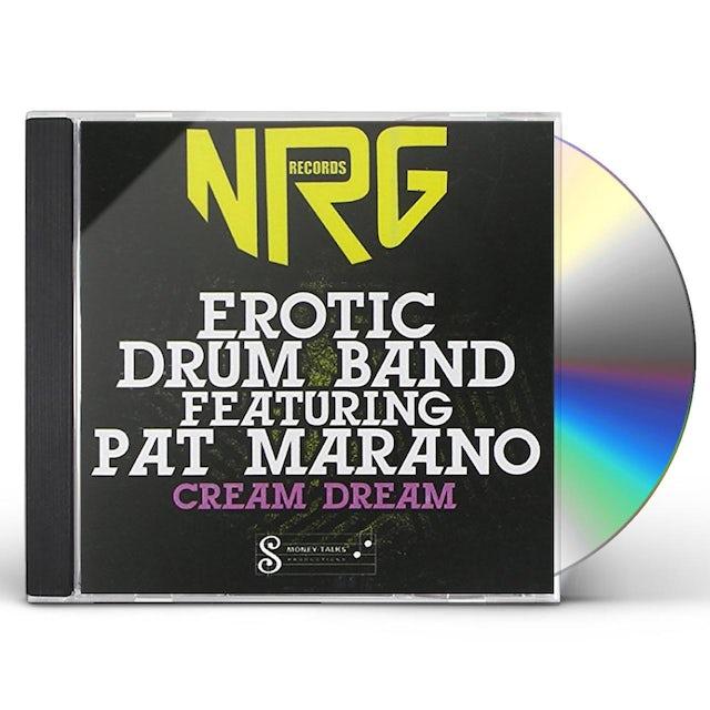 Erotic Drum Band CREAM DREAM CD