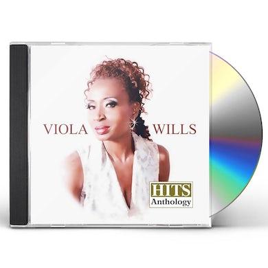 Viola Wills HITS ANTHOLOGY CD