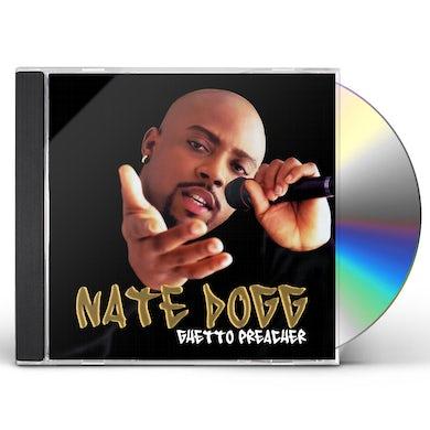 Nate Dogg GHETTO PREACHER CD