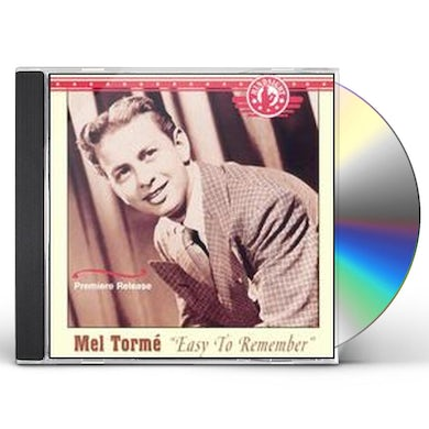 Mel Torme EASY TO REMEMBER CD