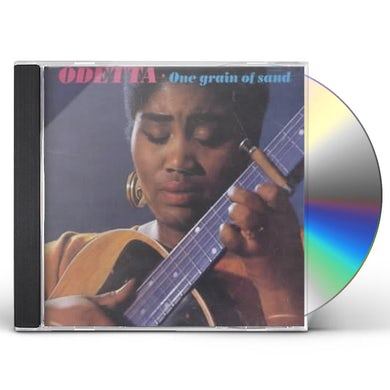 Odetta ONE GRAIN OF SAND CD