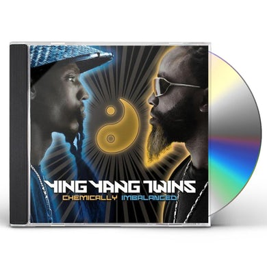 Ying Yang Twins CHEMICALLY IMBALANCED CD