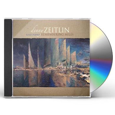 Denny Zeitlin REMEMBERING MILES CD