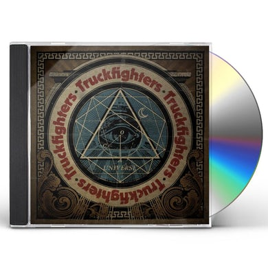 Truckfighters UNIVERSE CD