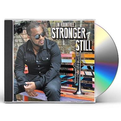Lin Rountree  STRONGER STILL CD